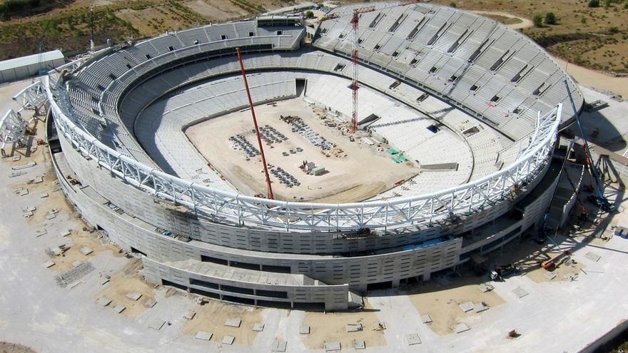 La Comunidad de Madrid aprobará este viernes el proyecto de La Peineta en un Consejo de Gobierno extraordinario