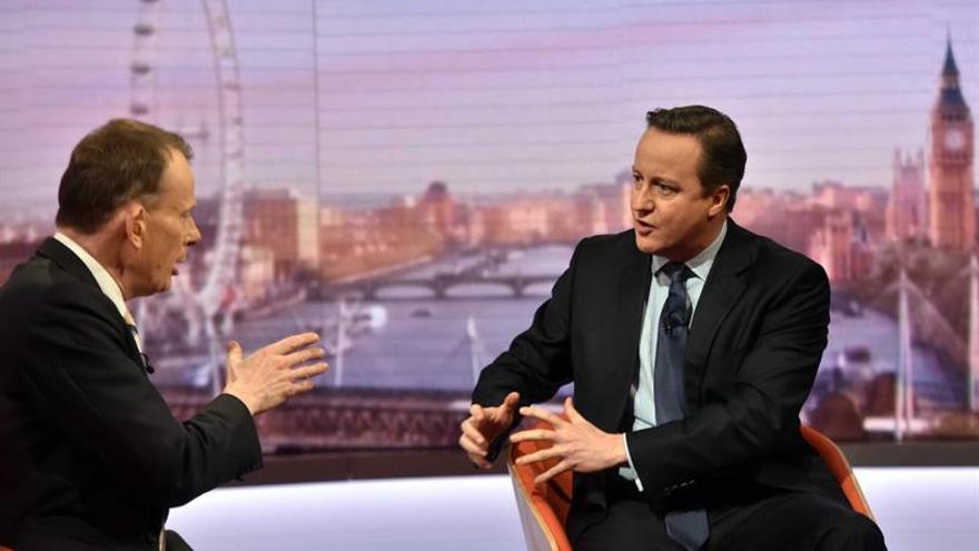 """Cameron: Abandonar la UE daría una falsa """"ilusión de soberanía"""""""