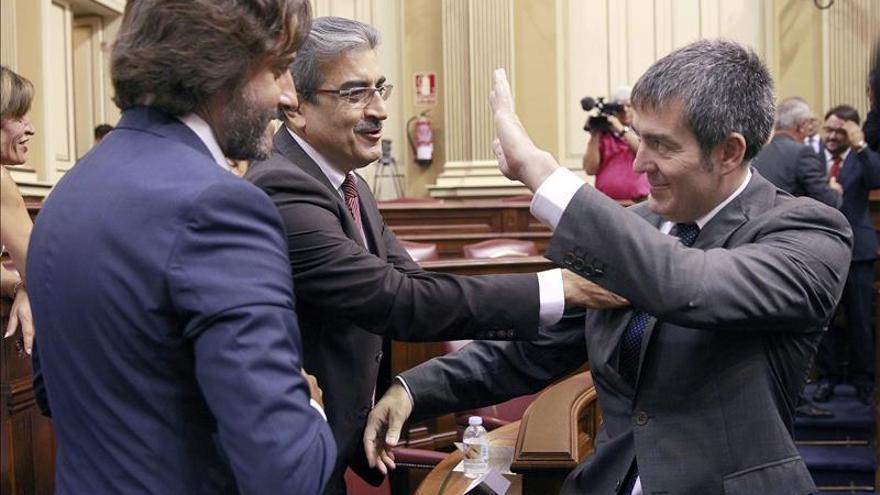 El Parlamento de Canarias pide la derogación de la Ley de Seguridad Ciudadana