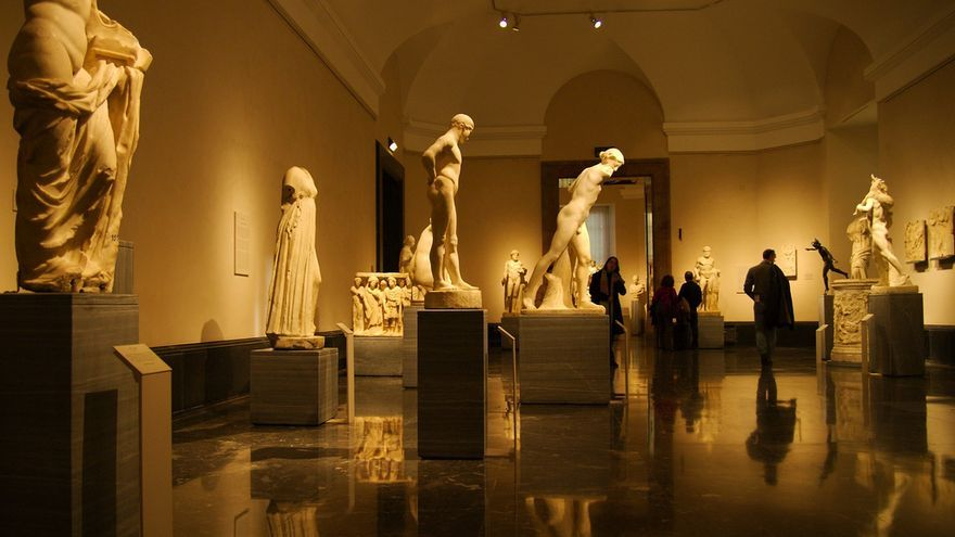 El Museo del Prado, orgullo de la ciudad de Madrid