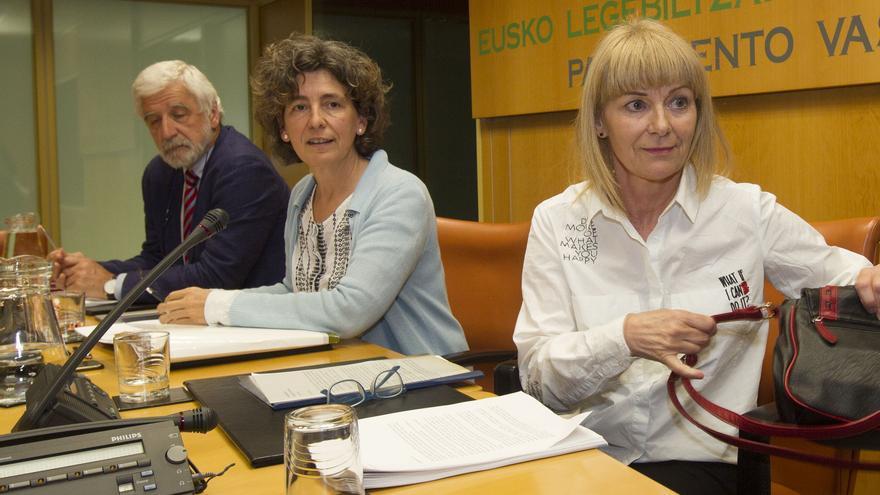 Carmen Gisasola, en la ponencia de Memoria y Convivencia
