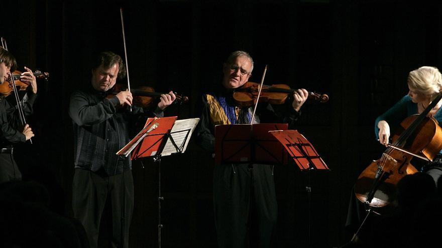 Cuarteto Brodsky. | COLM HOGAN