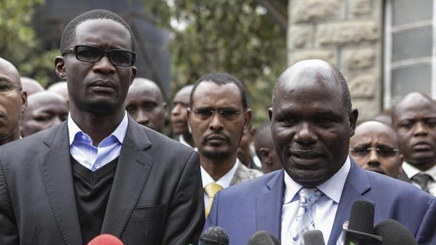 Encuentran el cadáver con signos de tortura de un alto cargo electoral keniano