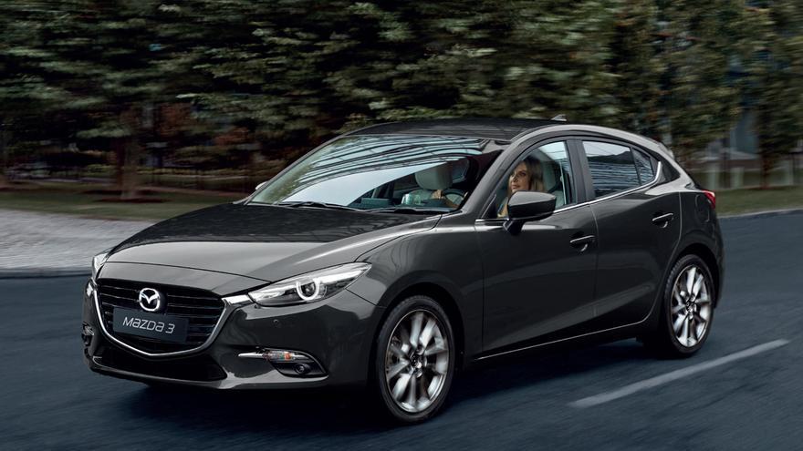 El Mazda 3 será el primer modelo de la firma japonesa en incorporar el nuevo propulsor Skyactiv-X.