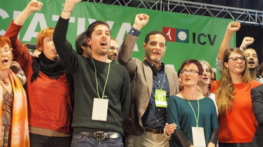 """ICV considera que PSOE y PSC han renunciado a dar """"la batalla de nuestro tiempo"""""""