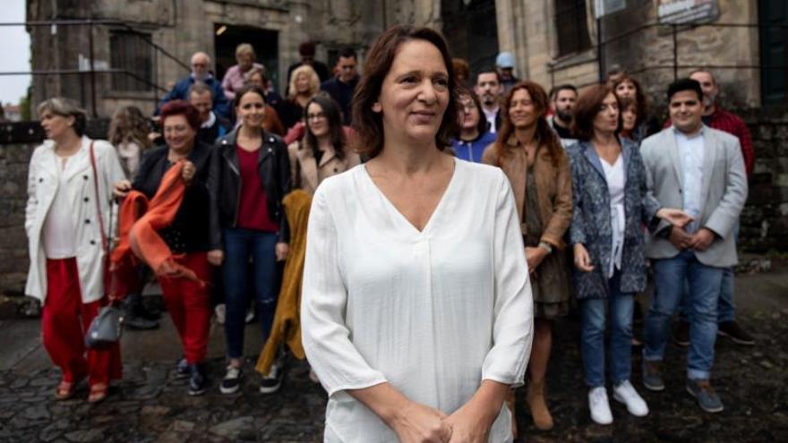 """Carolina Bescansa lanza su proyecto """"feminista"""" y con base """"en Galicia"""""""