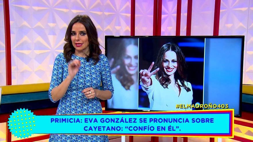 Carmen Alcayde en 'El Madroño'