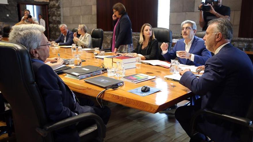 Consejo de Gobierno del Ejecutivo canario