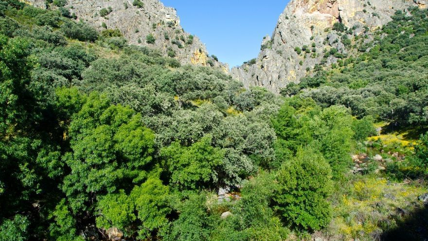 Geoparque Villuercas-Ibores-Jara / Turismo Extremadura