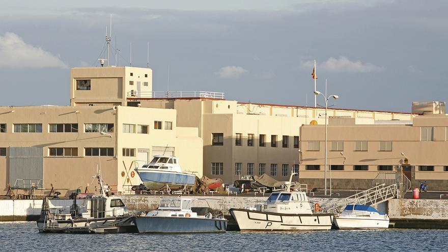 Base Naval de Las Palmas (ALEJANDRO RAMOS)
