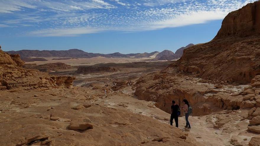 El presidente egipcio amplía tres meses el estado de emergencia en el Sinaí