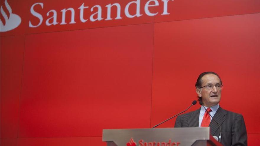 """Santander """"estudiará"""" una eventual propuesta para hacerse con el HSBC en Brasil"""