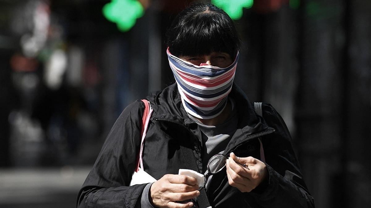 Abril 2021, el segundo año de la pandemia.
