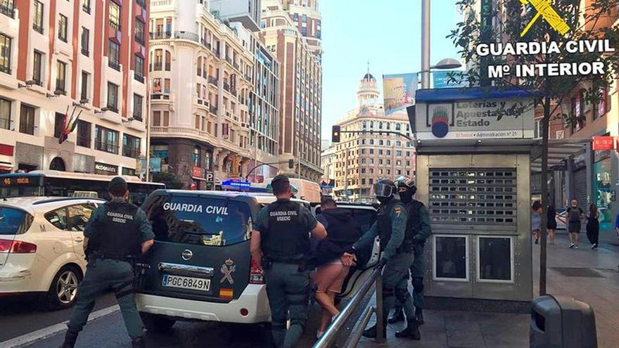 Desmantelada una banda de trata de blancas que tenía su sede en Madrid