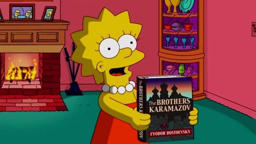 Las teorías de filósofos como Kant o Rousseau pueden explicarse con secuencias de Los Simpson
