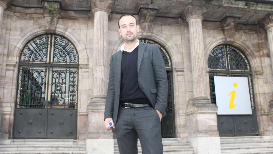 Javier López Marcano aspira por primera vez a la Alcaldía de Torrelavega.