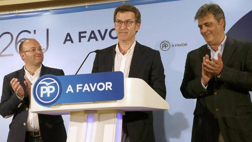 El PP recupera parte de su voto y coge aire para las autonómicas de otoño