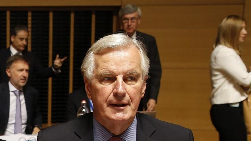 El negociador europeo para el brexit irá el 10 de mayo a ponencia parlamentaria