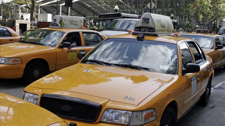 Un juez anula el plan para proveer de nuevos taxis a Nueva York
