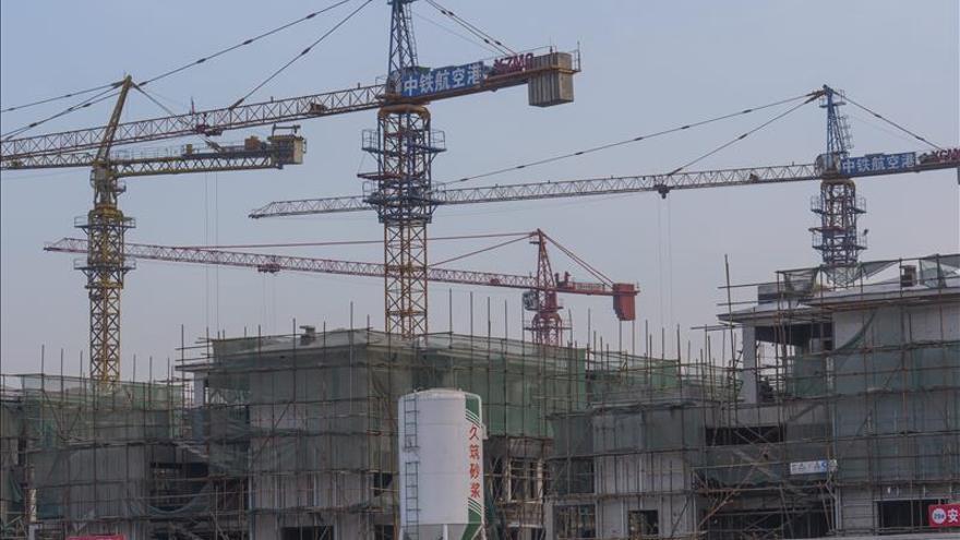 La recuperación del mercado inmobiliario de China se frena en octubre
