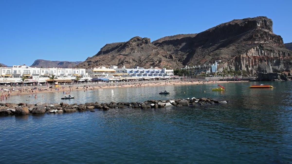 Playa de Mogán, Gran Canaria