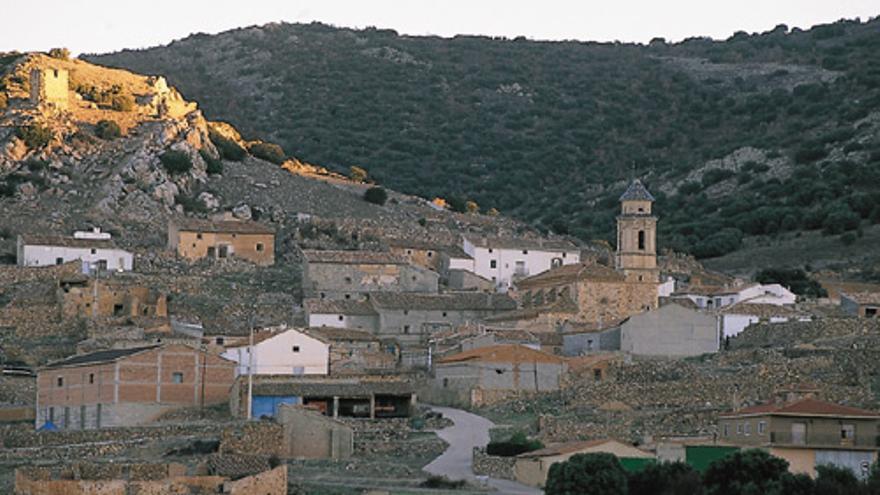 Berrueco, una de las localidades del entorno de Used a la que los médicos se desplazan para pasar consulta.