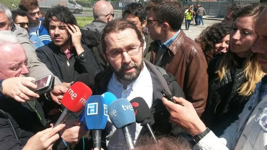 """Una portavoz de Podemos en Asturias afirma que en Podemos """"no hay malas hierbas"""" sino """"brotes verdes"""""""