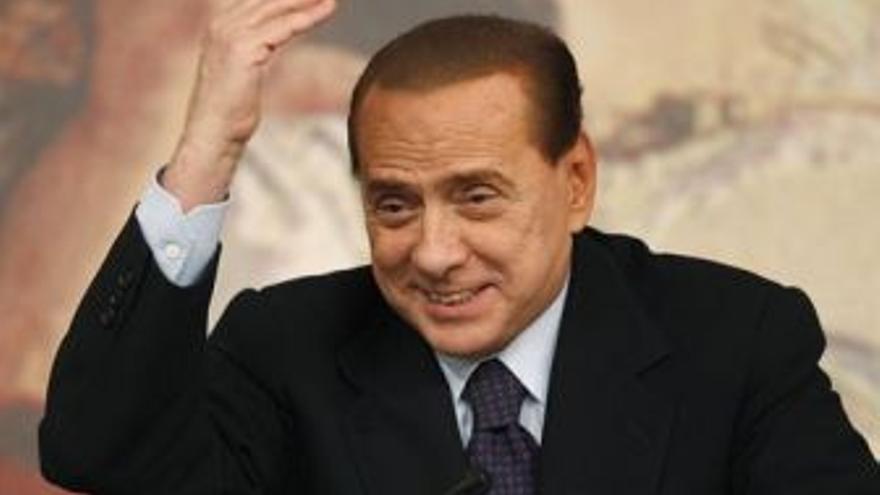 Silvio Berlusconi. (EUROPA PRESS)