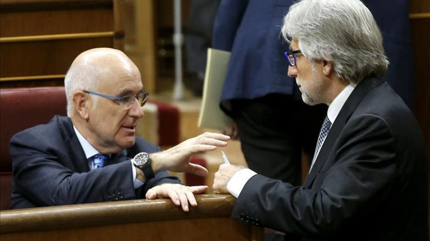 Duran critica a ERC y advierte de que sólo se romperá CiU si así lo pide CDC