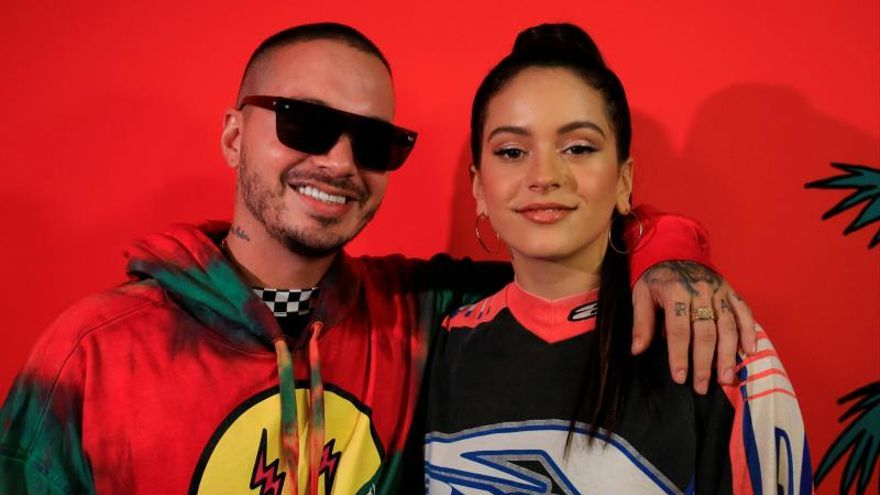 """Rosalía y J Balvin se llevan el MTV VMA en la categoría """"Latino"""""""