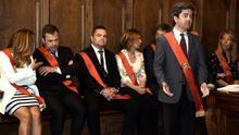 Un año de legislatura en el Ayuntamiento de Huesca: del voto en blanco al músculo negociador