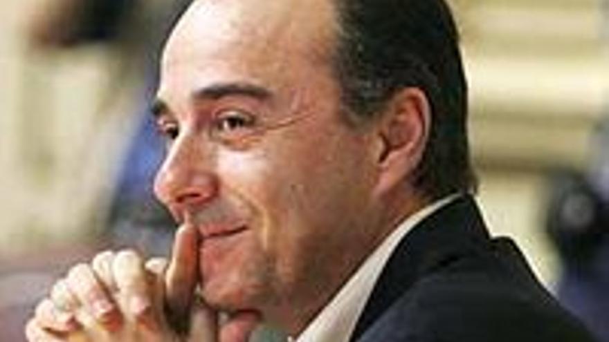 Miguel Zerolo, alcalde de Santa Cruz de Tenerife.