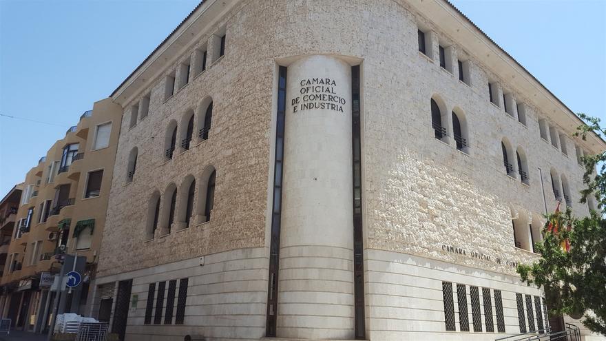 Sede de la Cámara de Comercio en Ciudad Real