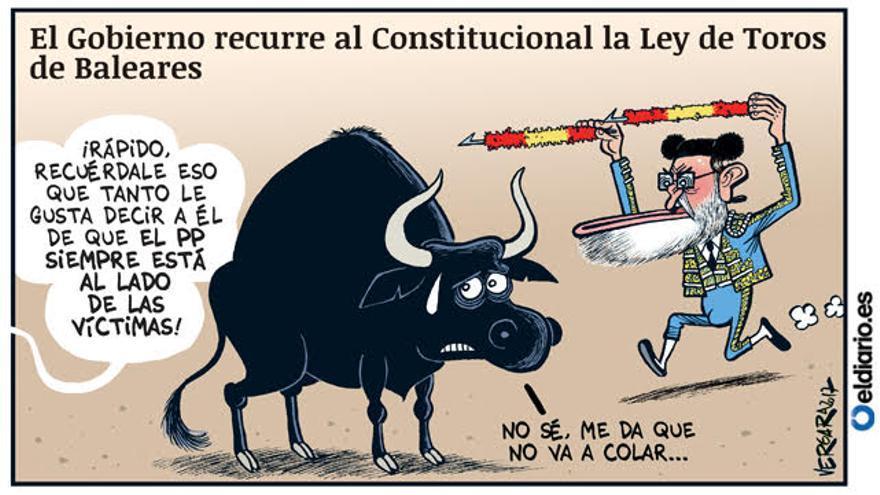 Contra los toros
