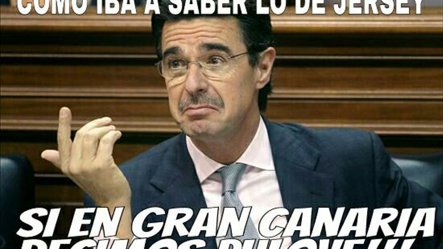 Dimisión de José Manuel Soria