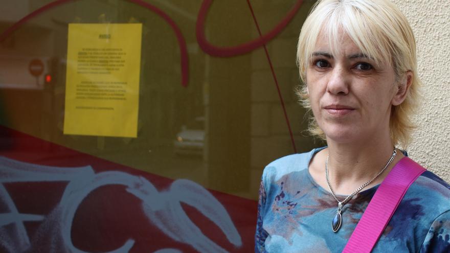 Inma, afectada de iDental en Albacete.