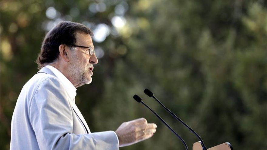 Rajoy apelará a la OTAN a afrontar la amenaza yihadista sin olvidar Ucrania
