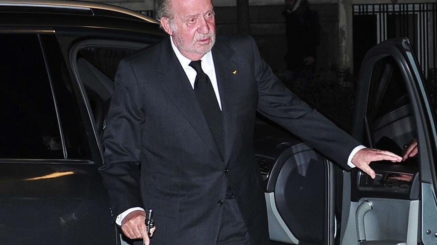 """IU vuelve a pedir cuentas sobre la herencia suiza del Rey Juan Carlos y denuncia su """"opacidad"""", a un mes del 14 de abril"""