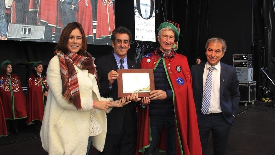 La bodega Picos de Cabariezo, ganadora de la Alquitara de Oro 2016