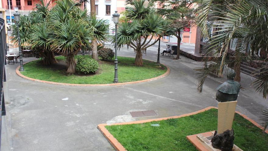 Plaza José Mata.