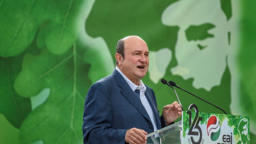 """Ortuzar pide a la izquierda abertzale que diga a """"sus jóvenes"""" que cesen los incidentes"""