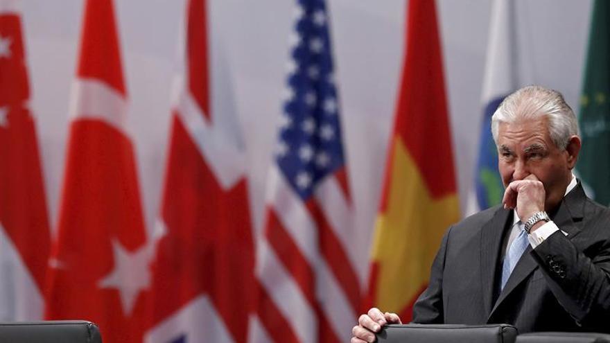 """EE.UU. avanza una respuesta """"aún más contundente"""" contra Corea del Norte"""