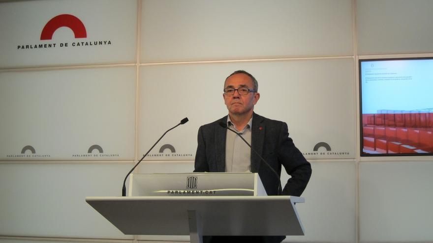 """SíQueEsPot ve en el dictamen del Consell de Garanties una """"desautorización"""" al Gobierno catalán"""