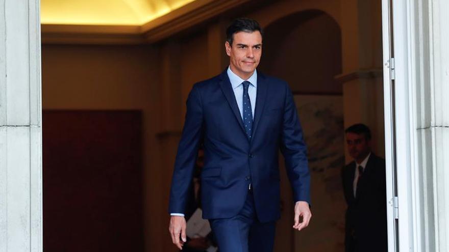 El fantasma de la repetición electoral, en los primeros contactos de Sánchez