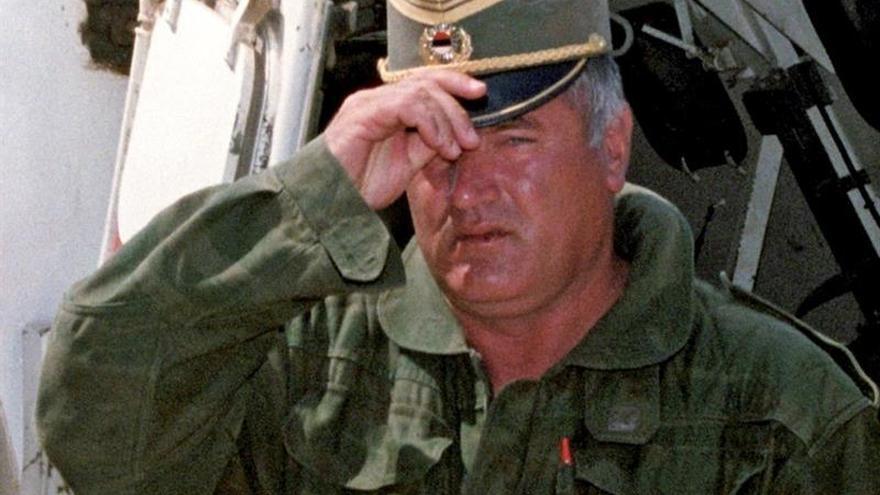 Cadena perpetua para Mladic por genocidio y crímenes de lesa humanidad en Bosnia