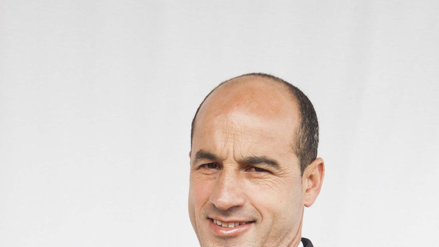 Ángel Tomás Hernández, portavoz del PP en el Ayuntamiento de El Paso.