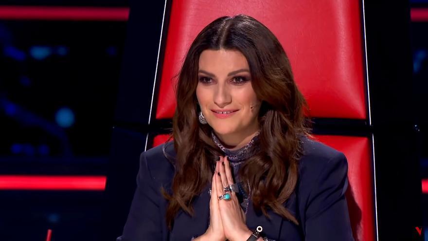 Laura Pausini ruega a Paula que se incorpore a su equipo