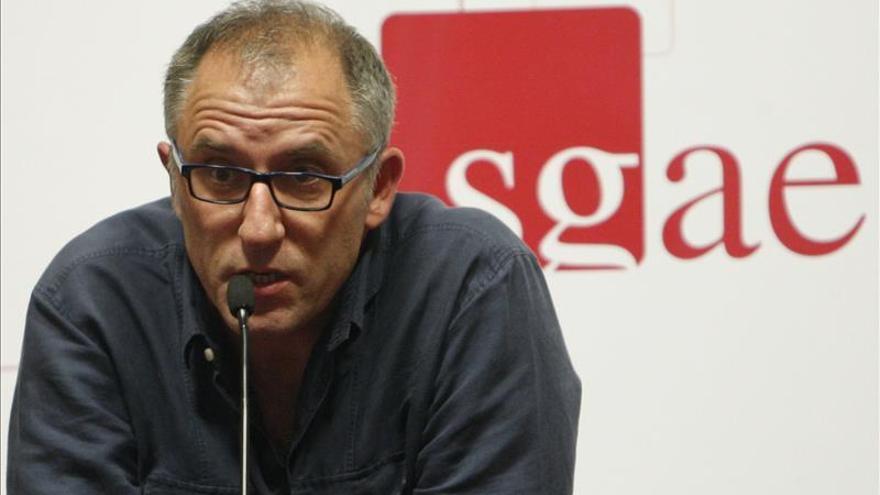 """Acosta lamenta la """"hostilidad"""" hacia la labor de la SGAE en España"""