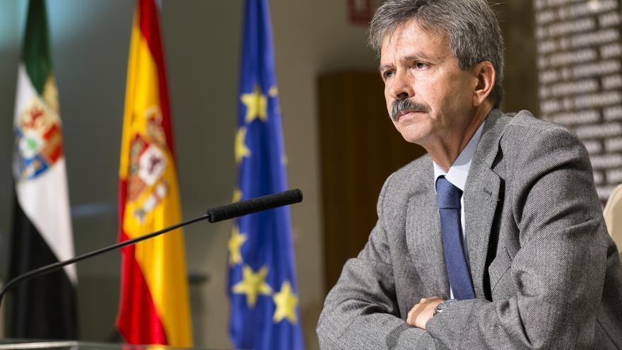 José Luis Navarro, consejero de Economía e Infraestructuras