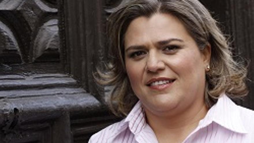 Noelia García.